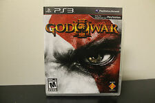 God of War III  (Sony Playstation 3, 2010) *Tested/Complete