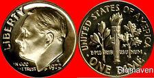 1972 S Roosevelt Dime Gem Proof  No Reserve