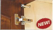 BOX OF 20- Easy/Soft  Close for Cabinet Doors- #ISC- With Screws & Instructions
