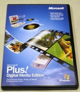Microsoft XP Plus Digital Media Edition Mint Condition Genuine with Product Key