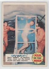 1968 O-Pee-Chee Man on the Moon #14A Zero Gravity! Non-Sports Card 0s4