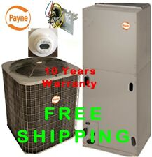 5 Ton R-410A 14SEER Heat Pump System Condensing Unit / Air Handler with Coil
