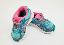 Saucony Ride 7 Toddler Baby Girl Sneaker Shoe Size 5 M