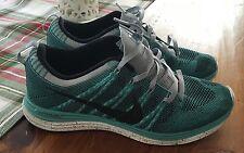 Nike Flyknit One+ Lunarlon Running Blue Turquoise