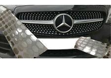 Original MERCEDES 190 A124 Hinweißchild 2 Stk Sportline Verkleidung 2018171320