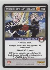 2015 #R125 Android 18's Arm Breaker Gaming Card 0b5