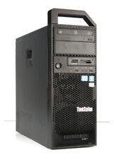 Lenovo Thinkstation S30 Xeon E5-1620 @ 4x 3,6GHz 12GB 128GB Quadro 2000 B-Ware