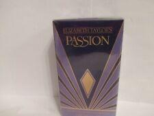 PASSION  ELIZABETH TAYLOR'S  WOMEN  EDT VAPO. 100 ML SOUS BLISTER NEUF