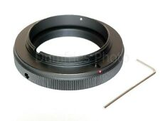 Quality T2 Lens to Nikon AI Mount Adapter w/Tool (For Nikon SLR & DLSR Cameras)