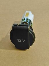 12v installazione presa con coperchio ACCENDISIGARI AUDI VW SEAT SKODA 1k0919309