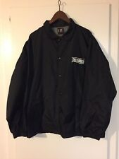 Disturbed The Sickness Black Windbreaker XL Jacket