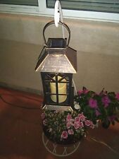 Outdoor Solar Carriage Lantern