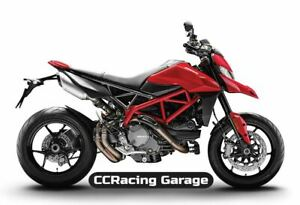 Kit Adhesives Ducati Hypermotard 950 S Pigtail Back All Colours