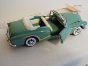 1953 Buick SkylarkFranklin Mint Die-Cast 1:43 Scale w/ OB & Folder