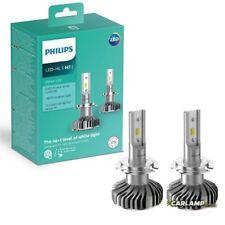 PHILIPS H7 LAMPADE LED X-treme Ultinon LED 6000K +200% 12V 11972ULWX2