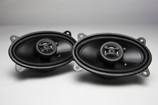 "HIFONICS ZS46CX Zeus Coaxial 4ohm Haut-parleurs 4"" X 6"", 2 way, 200 W Max 6X4"