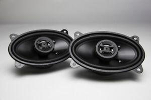 Hifonics ZS46CX Zeus Série Coaxial 4ohm Haut-Parleurs 10.2cm x 15.2cm,2 Voie ,