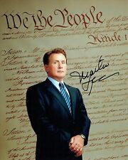 Martin SHEEN SIGNED Autograph Photo 1 AFTAL COA President Bartlet The West Wing