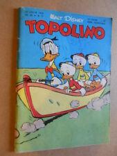 Topolino Libretto n°71 anno 1953 CON PAGINA CENTRALE  [G350]