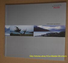 AUDI ALLROAD 2.7/T 2.5/TDI QUATTRO - Catalogue brochure pub auto voiture 2000