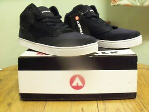 AIRWALK BREAKER MID SKATE SHOES / TRAINERS - UK SIZE 10 - NEW WITH TAG AND BOX