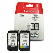 509812 Canon Ink Pg-545/cl-546 Multipack