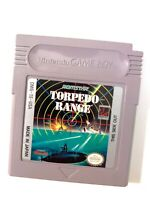 Torpedo Range ORIGINAL NINTENDO GAMEBOY GAME Tested + Working Authentic