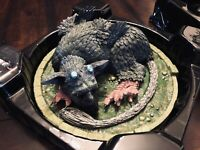 The Last Guardian Official Collectors Edition Trico Statue Figure NO GAME