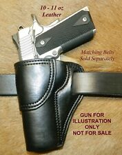 Gary Cs Leather Avenger Owb Left Hand Holster 1911 Government 5 Amp Clones
