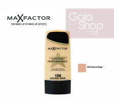 P29220 Max Factor Lasting Performance Foundation 35ml 106 (natural Beige)