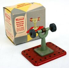 Vtg Mamod Miniature Grinding Machine for Steam Engines Works w Any Steam Engine