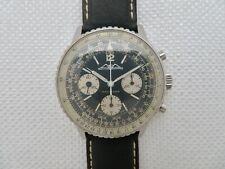 Breitling Navitimer 806 AOPA 1968 Chronograph Wristwatch Venus 178 Serviced 41mm
