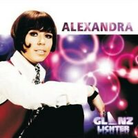 ALEXANDRA - GLANZLICHTER  CD 16 TRACKS NEU