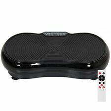 BEST Vibration Platform Full Body Exercise Machine w/ Remote & Resistance Bands
