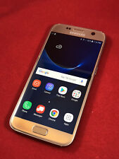 Samsung Galaxy S7 Gold Platinum SM-G930V Verizon Unlocked SM-G930 Android CDMA
