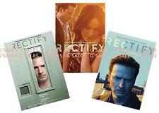 Rectify TV Series ~ Complete Season 1-3 (1 2 3) BRAND NEW DVD SET