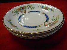 "Great Collectible JOHNSON BROS. ""Old English"" BY...... Three SAUCERS"