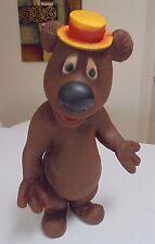 Metti Brand Humphrey B Bear Plastic freestanding 34 cm Bear Doll Toys Vintage