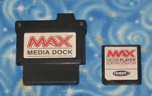 Datel Max Media Player Nintendo DS Cartridge with Max Media Dock and USB Cord