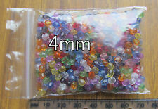 Acrylic Round Craft Beads