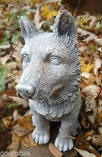 Gostatue MOLD German shepherd latex only mold concrete mould plaster mold