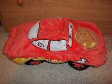 """Disney's Cars 18"""" Bean Bag Lighting McQueen Pillow"""