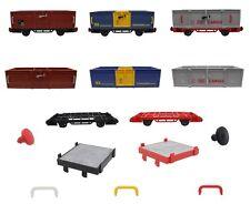 Playmobil Tren Boxcar Abierto Semivagón 4010 4110 4114 5264