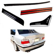 Alerón para Bmw E36 4 puertas 1992-1999 spoiler de poliuretano con adhesivo 3m