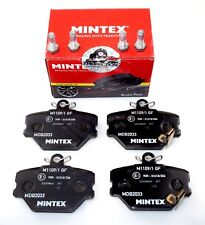 MINTEX FRONT BRAKE PADS FORD SMART MDB2033 FAST DISPATCH (REAL IMAGE OF PART)