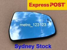 RIGHT DRIVER SIDE MIRROR GLASS FOR  FORD FOCUS 2012 - 2018 (WITH BLIND SPOT)