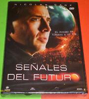 SEÑALES DEL FUTURO / KNOWING -DVD R2- English Español - Precintada