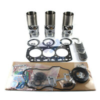 D722 Engine Overhaul Rebuild Kit for Kubota D722E Engine Forklit Repair Parts