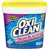 OxiClean Odor Blasters Versatile Stain Remover Chlorine Free & Color Safe 5 lb