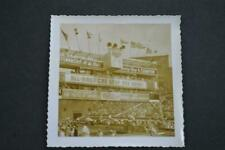 Vintage Photo Soap Box Derby Car Racing Championship Sign 950067